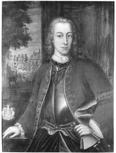 Portret van Frederik Willem Jozef Heereman van Zuydtwijck ( -1782)