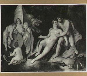 Mars en Venus als minnaars