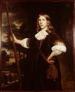Portret van Engelbert Pauw (1656-1687)