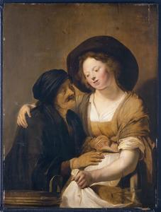 Ruth vertelt Noömi dat ze haar niet zal verlaten (Ruth 1:14-18)