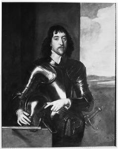 Portret van Henry Frederick Howard, 25th Earl of Arundel, in wapenrusting
