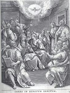 Neerdaling van de Heilige Geest