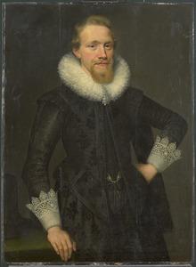 Portret van Jacob Pergens
