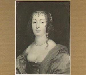 Portret van Ann Carr, Lady Russell, Countess of Bedford