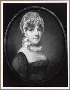 Portret van Cornelia Emerentia van Winter (1771-1858)