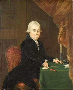 Portret van Jan Bernd Bicker (1746-1812)