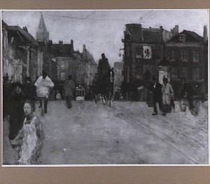 De  Wagenbrug te Den Haag