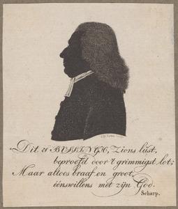 Portret van Johannes Wilhelmus Bussingh (1761-1828)