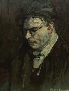Portret van Godfried Bomans (1913-1971)
