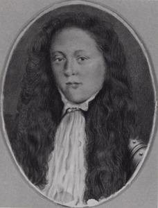 Portret van Abraham Romswinckel (1657-1738)