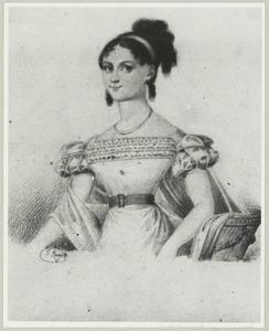 Portret van Humbert ( -1826)