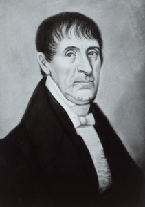 Portret van Egbert ten Cate (1804-1882)