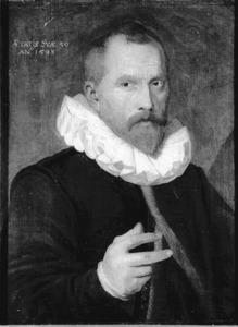 Portret van Wilhelmus van Emmen