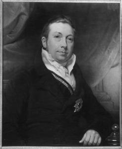 Portret van Cornelis Charles baron Six (1772-1833)