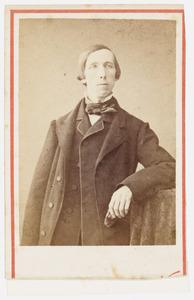 Portret van Johannes Pols (1826-1885)