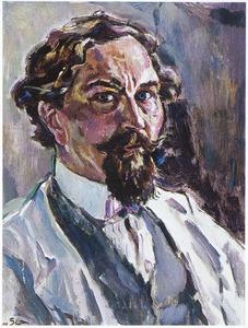 Portret van Hendrik van der Vuurst de Vries (1875-1962)