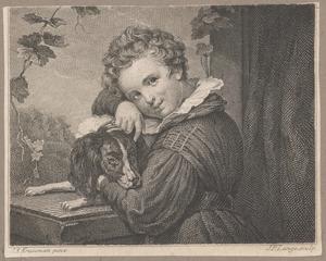 Portret van Phoebus Verbeek (1827-....)