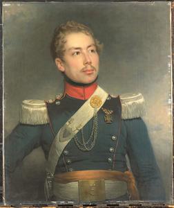 Portret van Christiaan Edward Fraser (1812-1879)