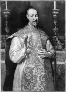 Portret van Volkert Herkinge (1586-1662)