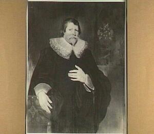 Portret van Jacob van Schoonhoven (1594-..), echtgenoot van Josina van Uyttenhage van Ruyven