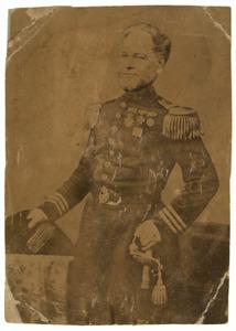 Portret van Wilm Steffens (1834-1885)