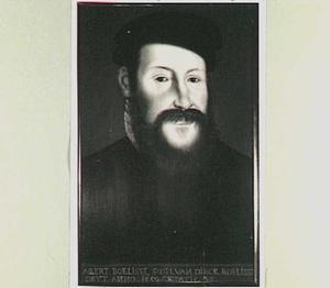 Portret van Allart Dircksz. Boelens (....-1559)