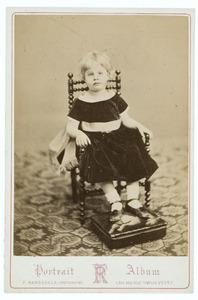 Portret van Petronella Sara Maria Dulcis de Constant Rebecque (1870-1951)