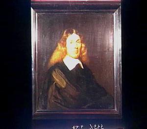 Portret van Bartholomeus de Kies van Wissen (1614 -    )