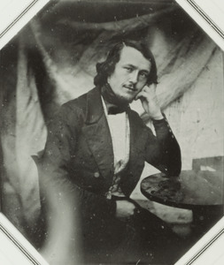Portret van Aart Cornelis Groeneveldt (1823-1903)