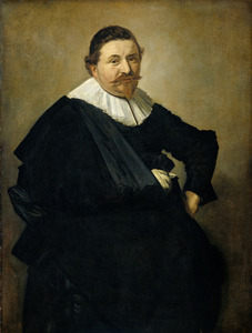 Portret van Lucas de Clercq (....-1652)