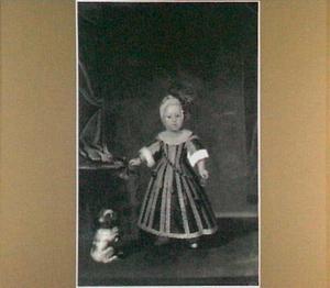 Portret van aartshertog Karl Joseph van Oostenrijk (1745-1761)
