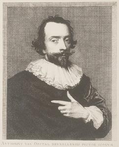 Portret van Anton van Opstal (1590-?)