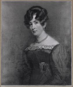 Portret van Anna Petronella Goverdina van Benthem van den Bergh (1796-1852)