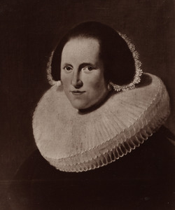 Portret van Elisabeth Heydendaels (1602-1663)