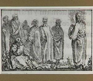 Christus neemt afscheid van zijn leerlingen (Johannes 14:1-13)