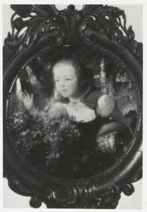 Portret van Sidonie Jozepha Maria Huberta Borret (1860-1927)