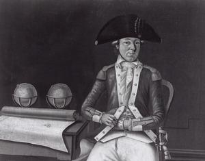 Portret van Dirk Muller (1758-1834)
