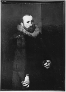 Portret van Meynert van Segwaert (....-1610)