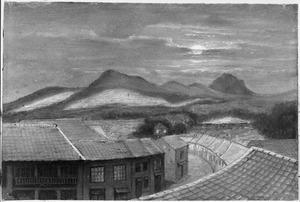 Reis van Suez naar Nagasaki via Oost-Indië: Lampjesfeest te Nagasaki