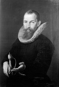 Portret van Michiel Fernay (?-?)