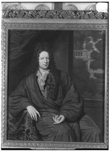 Portret van Nicolaas Calkoen (1666-1738)