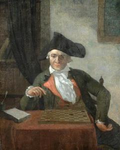 Portret van Ephraïm van Emden (1752-1832)
