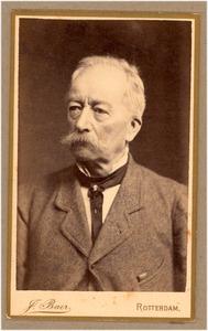 Portret van de schilder Charles Rochussen (1814-1894)