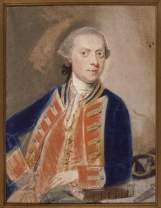 Portret van Jan Testas (1736-1776)