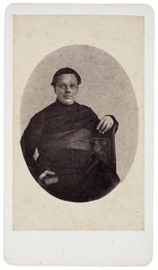 Portret van Ludovicus Augustinus Josephus van Rijckevorsel (1804-1863)