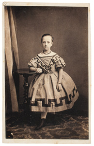 Portret van Willemina Hendrika Dutilh (1866-1949)