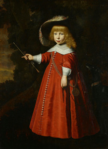 Portret van Hiob de Wildt (1637-1704)