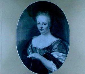 Portret van Henrica Adriana Keiser (1695-1774)