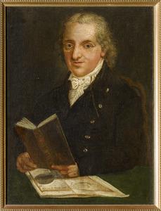 Portret van Jan Cantzlaar (1750-1818)