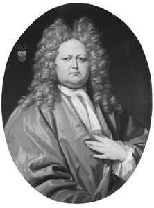Portret van Pieter Macaré (1674-1714)